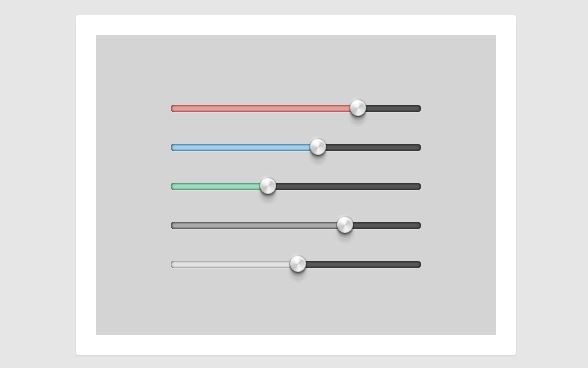 html5-chrome-slider
