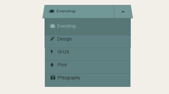 html5-css3-dropdown-menu