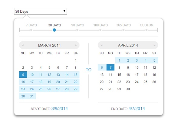 html5-date-range-picker